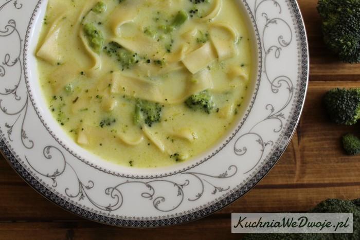 022 Zupa serowa zbrokułami KuchniaWeDwoje.pl 2