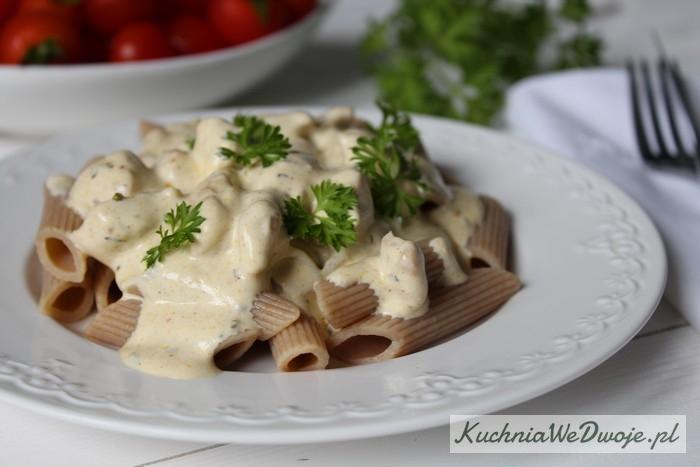 030 Kurczak wsosie śmietanowym [KuchniaWeDwoje.pl]
