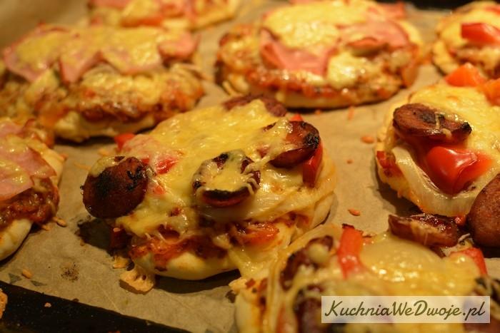 070 Mini pizza w4 smakach (wersja I) [KuchniaWeDwoje.pl] 4