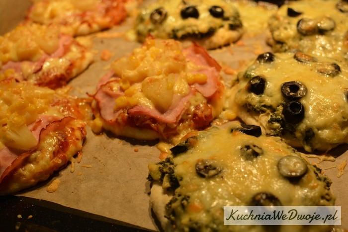 070 Mini pizza w4 smakach (wersja I) [KuchniaWeDwoje.pl] 5