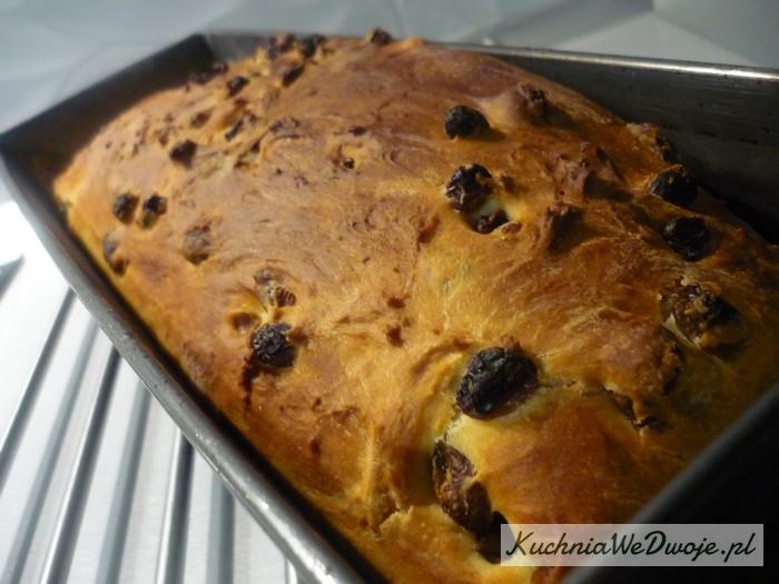 080 Ciasto drożdzowe zrodzynkami [KuchniaWeDwoje.pl] 2