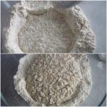 3. Rozpuszczone drożdże opruszyć mąką iodstawić nachwilę
