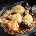 4. Rozciąć worek ipiec domomentu zarumienienia mięsa