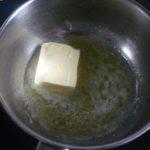 4. Rozpuścić masło