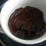 5. Roztopić czekoladę wkąpieli wodnej