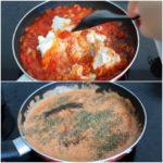 3. Pomidory wymieszać zserkiem mascarpone idoprawić całość