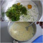 4. Przygotować sos