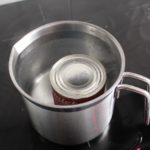 1. Zagotować mleko skondensowane