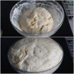 4. Odstawić ciasto dowyrośnięcia