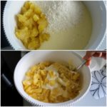 7. Dodać ananas ikokos