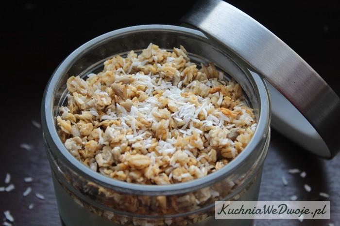 crunchy kokosowe