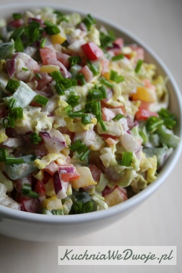 294 Salatka grillowa zpapryką KuchniaWeDwoje.pl 1