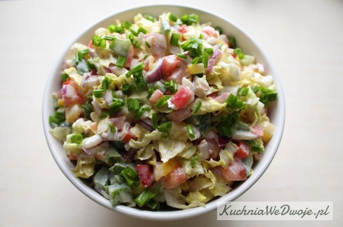 294 Salatka grillowa zpapryką KuchniaWeDwoje.pl 2