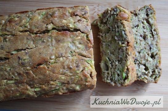 304 Orkiszowy chleb zcukinia KuchniaWeDwoje_pl 1