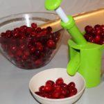 1.Mycie idrylowanie wiśni