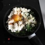 3. Doszpinaku dodać jajko iser