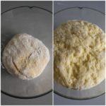 6. Odstawić ciasto dowyrośnięcia