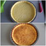 7. Przełożyć ciasto doformy izapiec