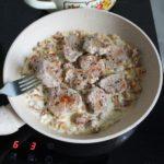 7. Mięso przełożyć dososu