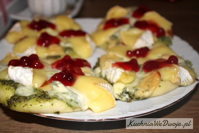 350 Mini pizza w4 smakach (wersja III) KuchniaWeDwoje_PL 5