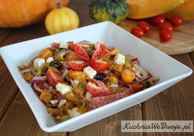 367 Salatka z dynia i salami KuchniaWeDwoje_PL 1