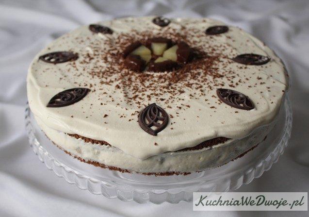 Tort jogurtowy z ananasem KuchniaWeDwoje_PL 1