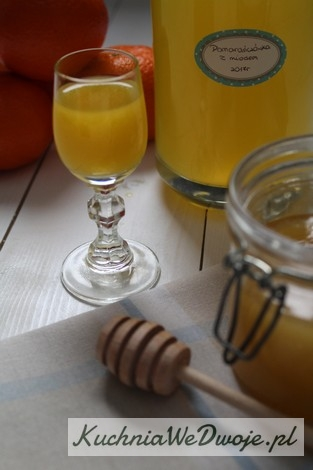 370 Nalewka pomaranczowa z miodem KuchniaWeDwoje_PL 2