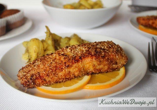 383 Losos pomaranczowy w sezamie KuchniaWeDwoje_PL 1
