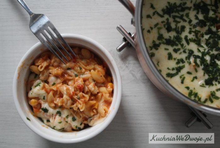415 Serowy makaron z kurczakiem - KuchniaWeDwoje_pl2