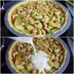 5. Wyłożyć kurczaka icukinię natartę ipolać sosem