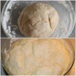 3. Odstawić ciasto dowyrośnięcia