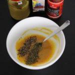 1. Wymieszać wszystkie składniki nasos