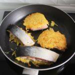 4. Usmażyć rybę