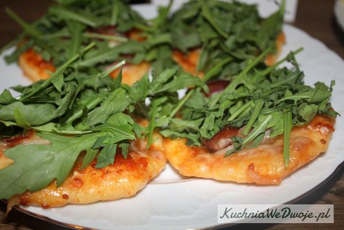 350 Mini pizza w4 smakach (wersja III) KuchniaWeDwoje_PL 4