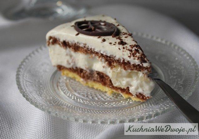 Tort jogurtowy zananasem KuchniaWeDwoje_PL 3