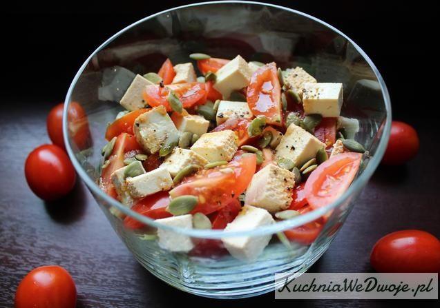 400 Sałatka zwędzonym tofu KuchniaWeDwoje_PL 2
